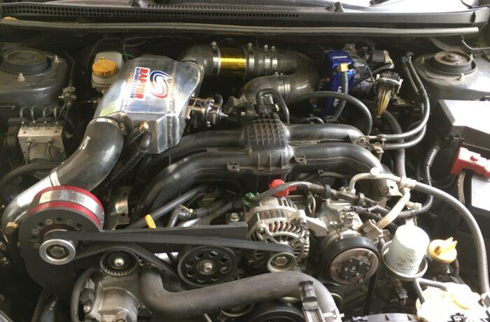 Subaru XV 2012 – 2014