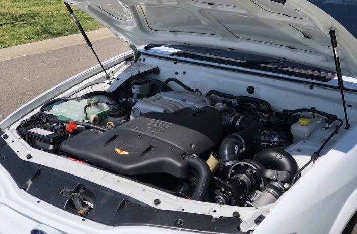 Ford EB, ED,EF, EL XR8 5.0 V8 Falcon