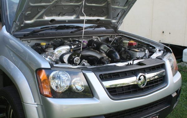 Holden Colorado V6