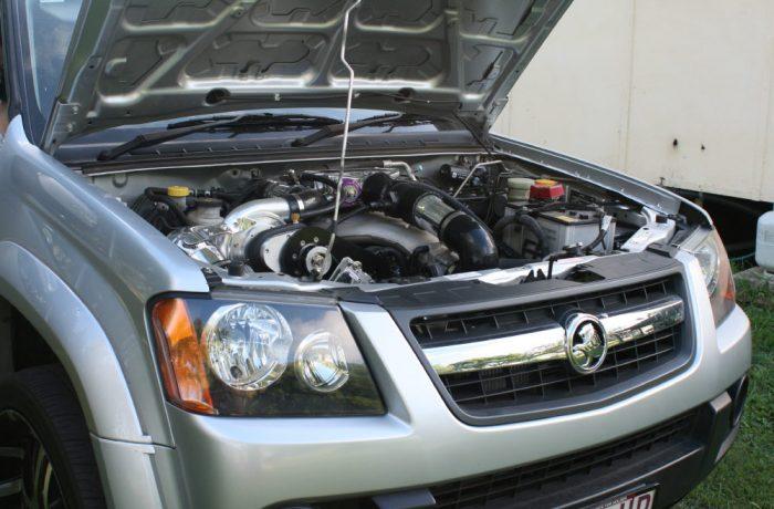 Holden Colorado V6
