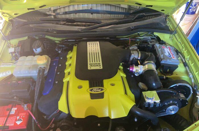 Ford BA – FG 5.4 BOSS
